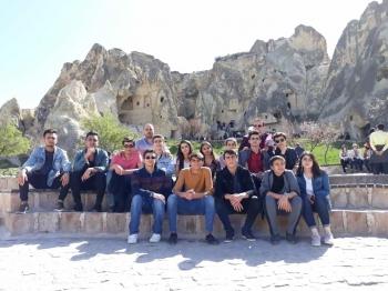 Çözüm Akademi Anadolu Lisesi Kapadokya Bölgesi Gezisi