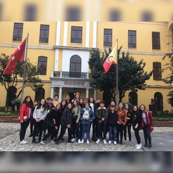 Galatasaray Lisesi ve Çağaloğlu Lisesi Gezisi