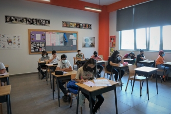 Sınav Grubu Öğrencilerimiz ile Derslerimiz Başladı