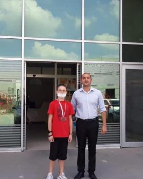 Çerkezköy Gençlik ve Spor Merkezi Okçuluk Turnuvası