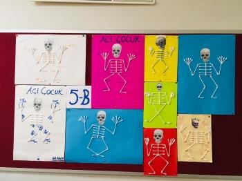 Matematik Dersimizde ''Açılar ve Çokgenleri'' Öğreniyoruz