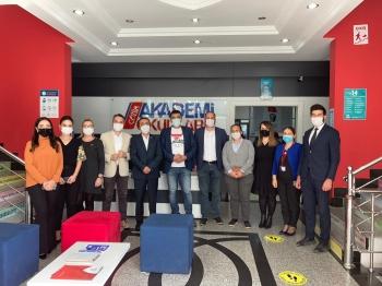 Genel Merkez Heyetimizden Balgat Çözüm Akademi Okulları'na Ziyaret Gerçekleştirildi