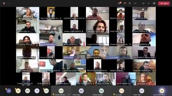 Online Kurucular Toplantısı Gerçekleştirildi