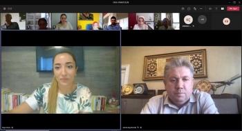 I. Çözüm Mesleki Gelişim Webinar'ı Tamamlandı