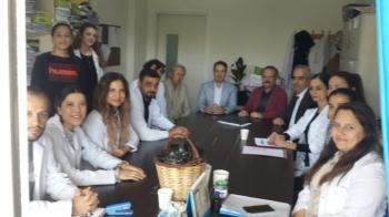 Genel Koordinatörlerimiz Sayın Konyalıgil ve Sayın Aktacir'den İzmir Selçuk Akademi Okulu'na Ziyaret