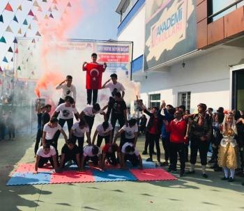 Çözüm Akademi Okulları'nda 29 Ekim Cumhuriyet Bayramı Coşkusu
