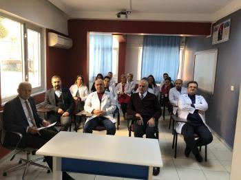 Kurumlar Müfettişimiz Mustafa Özkök, Gaziantep Çözüm Akademi Okulları'nda