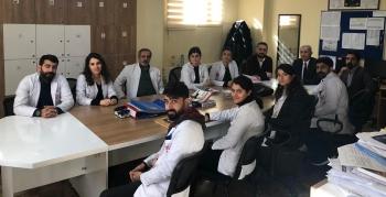 Kurumlar Müfettişi Mustafa Özkök, Diyarbakır Çözüm Akademi Okulları'nda